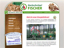 Tablet Preview of hackschnitzel-fischer.net